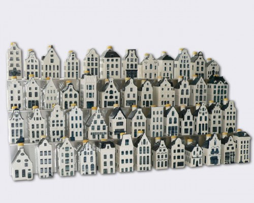KLM huisjes